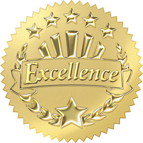 New Award - Excellence