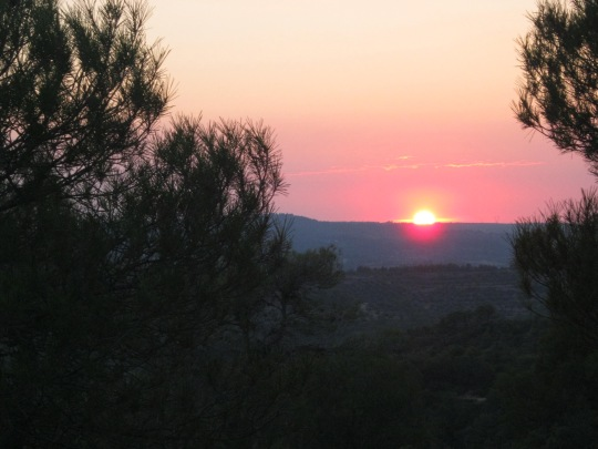Sunset socs 150314
