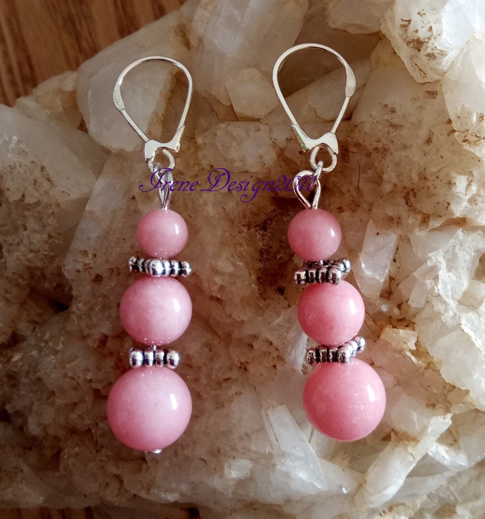 This image has an empty alt attribute; its file name is pink-jade-earrings.jpg